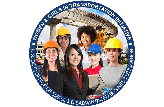 Women & Girls in Transportation Initiative Logo