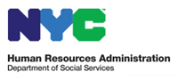 Human Resources Administration logo