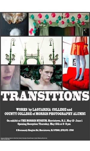 """Transitions"" Works by LAGCC Students"