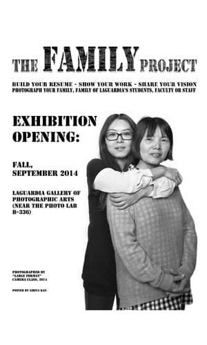 The FAMILY Project Exhibition