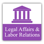Legal Affairs & Labor Relations