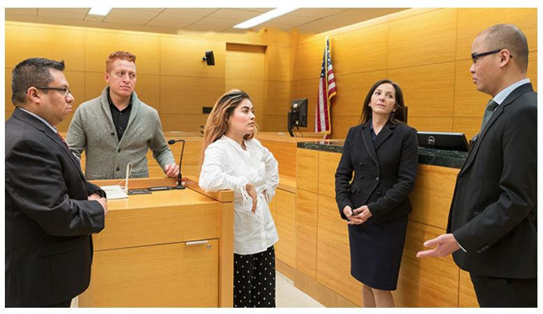 New Court-Interpreter Internship Harnesses Students' Language Skills