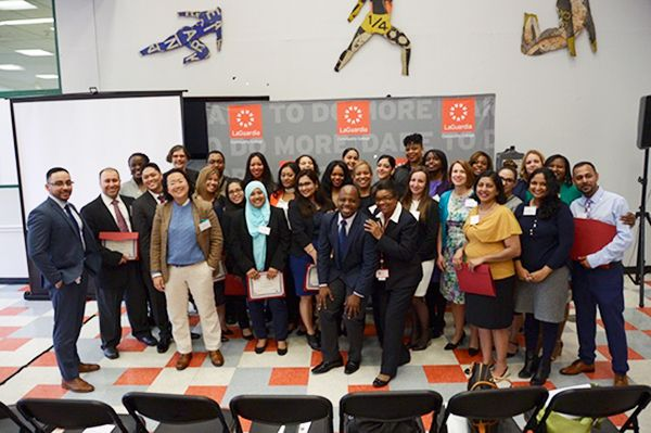 LaGuardia Marks 3rd Graduation Of Medical Billing Program With Weill Cornell Medicine