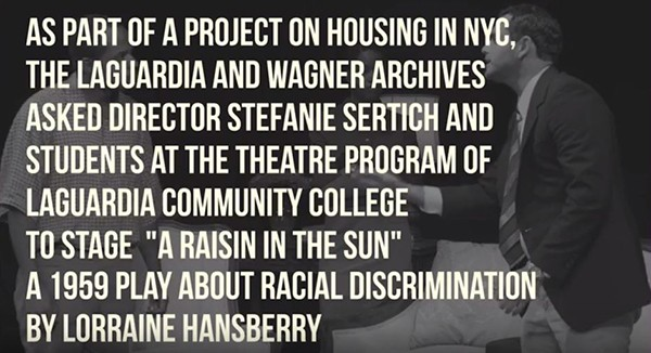 Documentary about Gentrification/Housing Segregation
